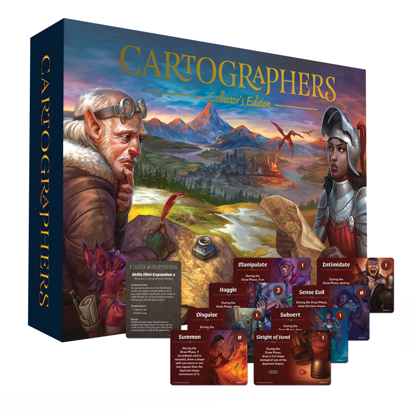 Cartographers Heroes Collector's Edition (Pre-Order)