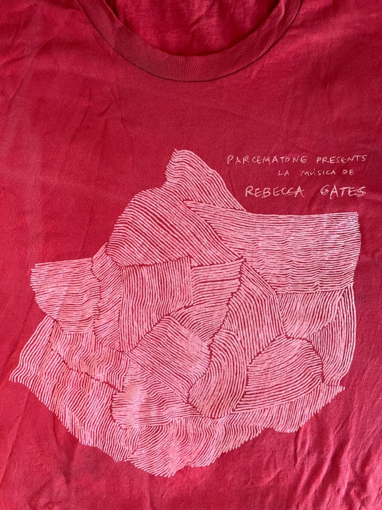 Image of VARIOUS COLORS HAND DYED ARTIST SERIES T-SHIRTS : BRUCE COLLIN PAULSON