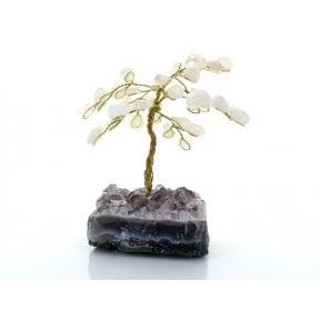 Image of Rose Quartz Gem Tree