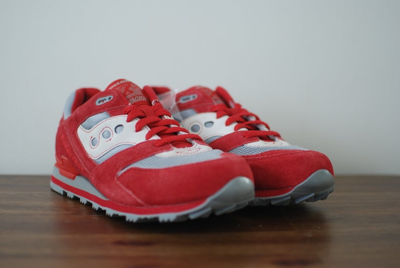 Image of Floorlords x Saucony Courageous Unreleased Sample