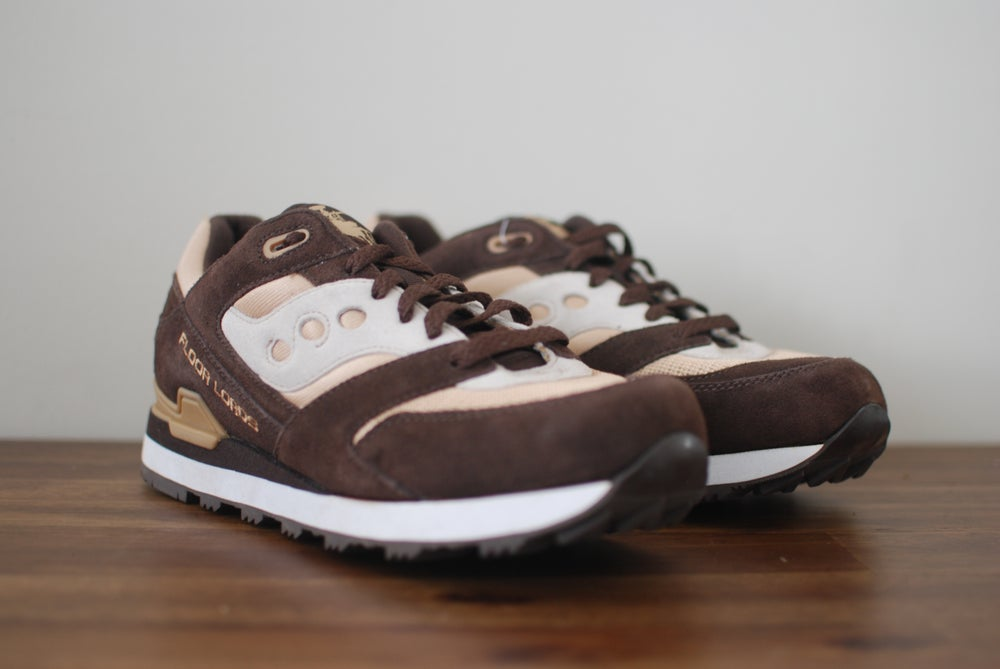 Image of Floorlords x Armory Hip Hop x Saucony Courageous
