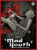 Image of VICES #28-V: Naviety - MAD YOUTH Variant Edition -5 left