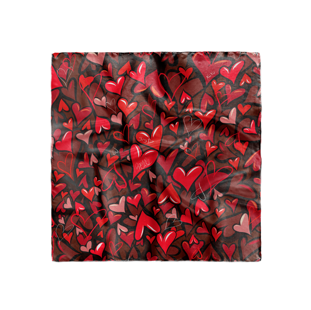 Image of Spread More Love scarf