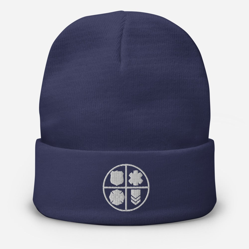 Image of RFR Embroidered Beanie