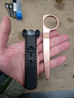 """Get Off Me Tool"" No.6 ""NPT"" with Ambidextrous Sheath"