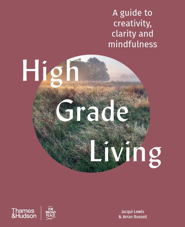 High Grade living : Jacqui Lewis and Arran Russell