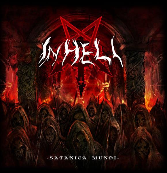 """Image of IN HELL   """"Satanica Mundi"""""""