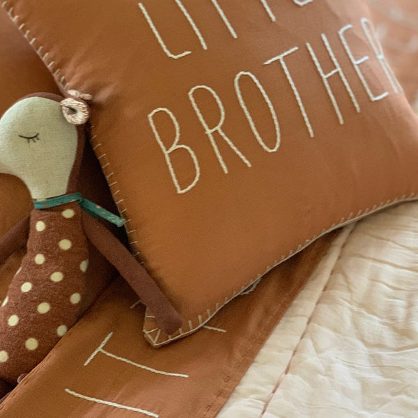 Image of Little Brother Cushion