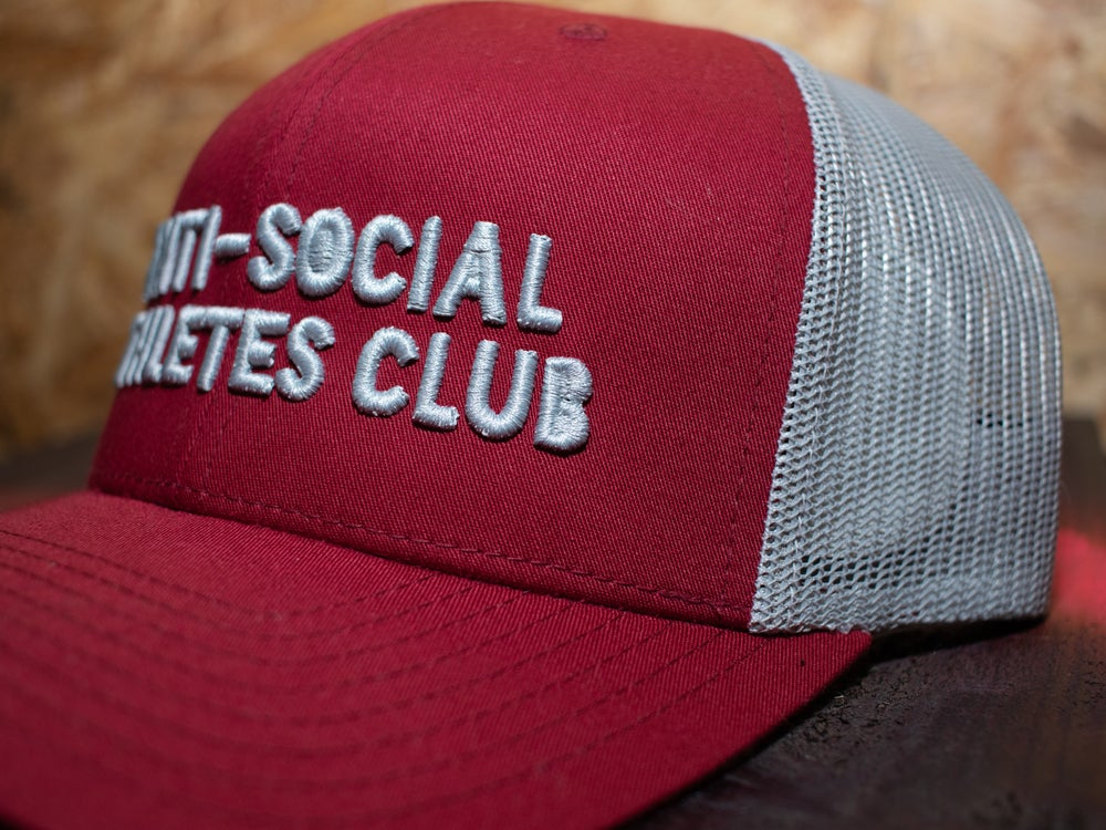Image of ASAC TRUCKER CAP