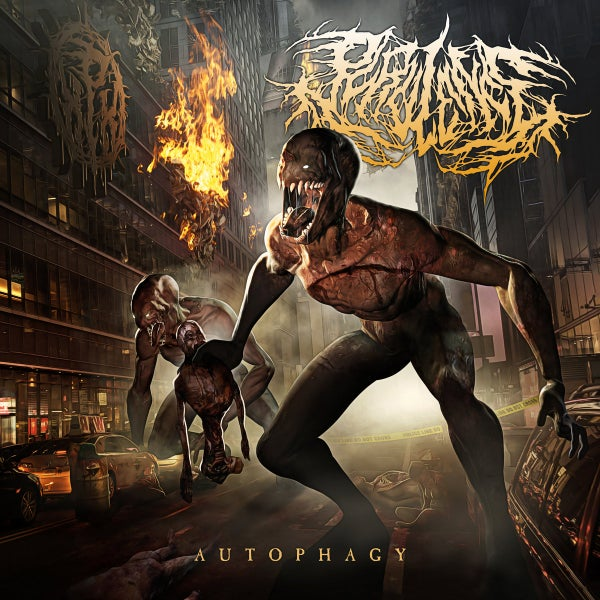 Image of PURULENCE - Autophagy CD
