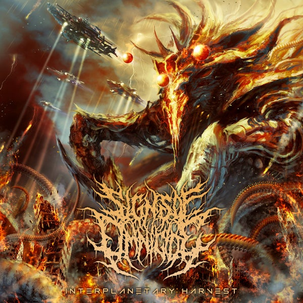 Image of SIGNS OF OMNICIDE - Interplanetary Harvest CD
