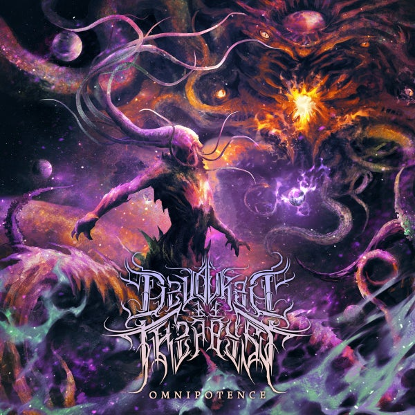 Image of DEVOURED BY THE ABYSS - Omnipotence CD