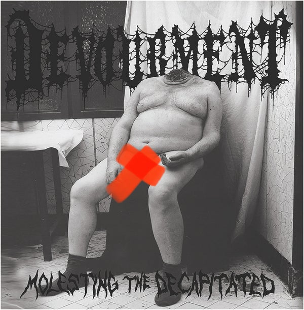 Image of DEVOURMENT - Molesting the Decapitated CD / Tape