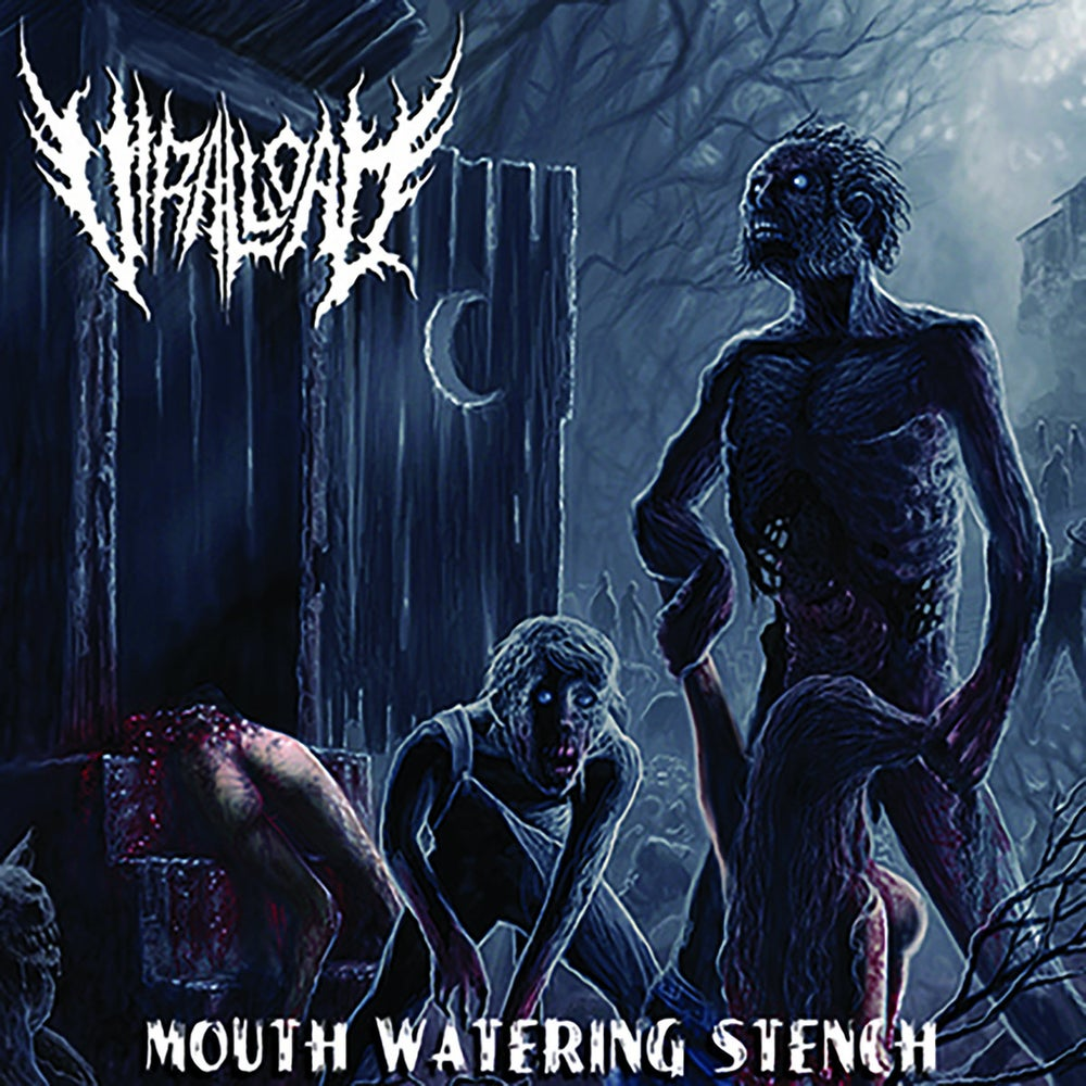 Image of VIRAL LOAD - Mouth Watering Stench  CD