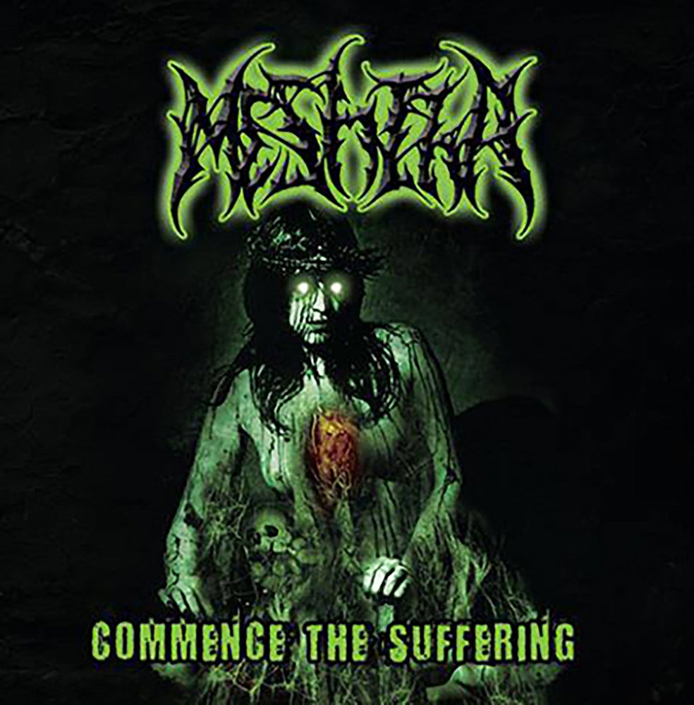 Image of Meshiha / Perfecitizen – Commence The Suffering/The Indubitable Accordance