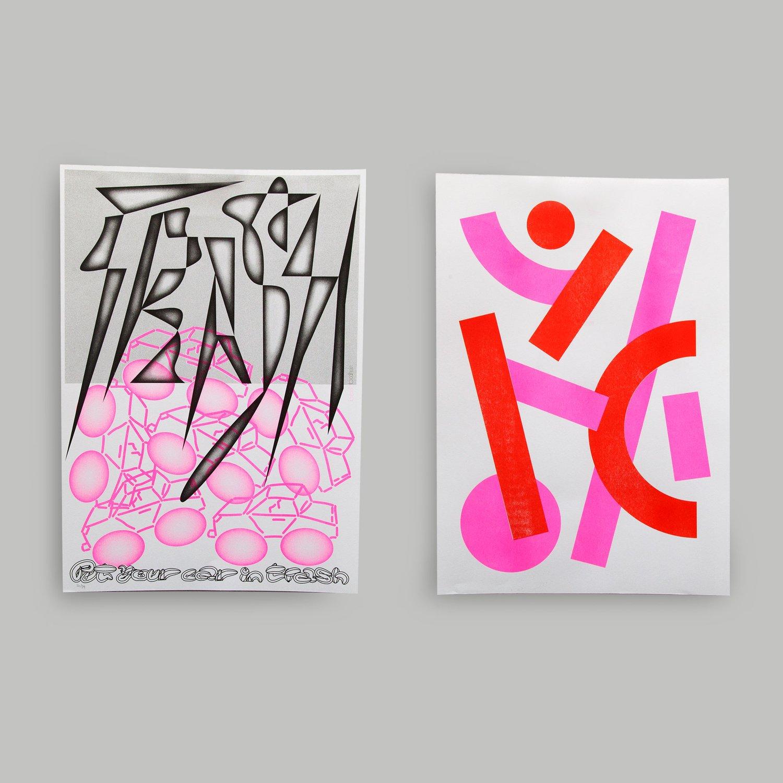 Pack Graphic Lover — Tambour Battant