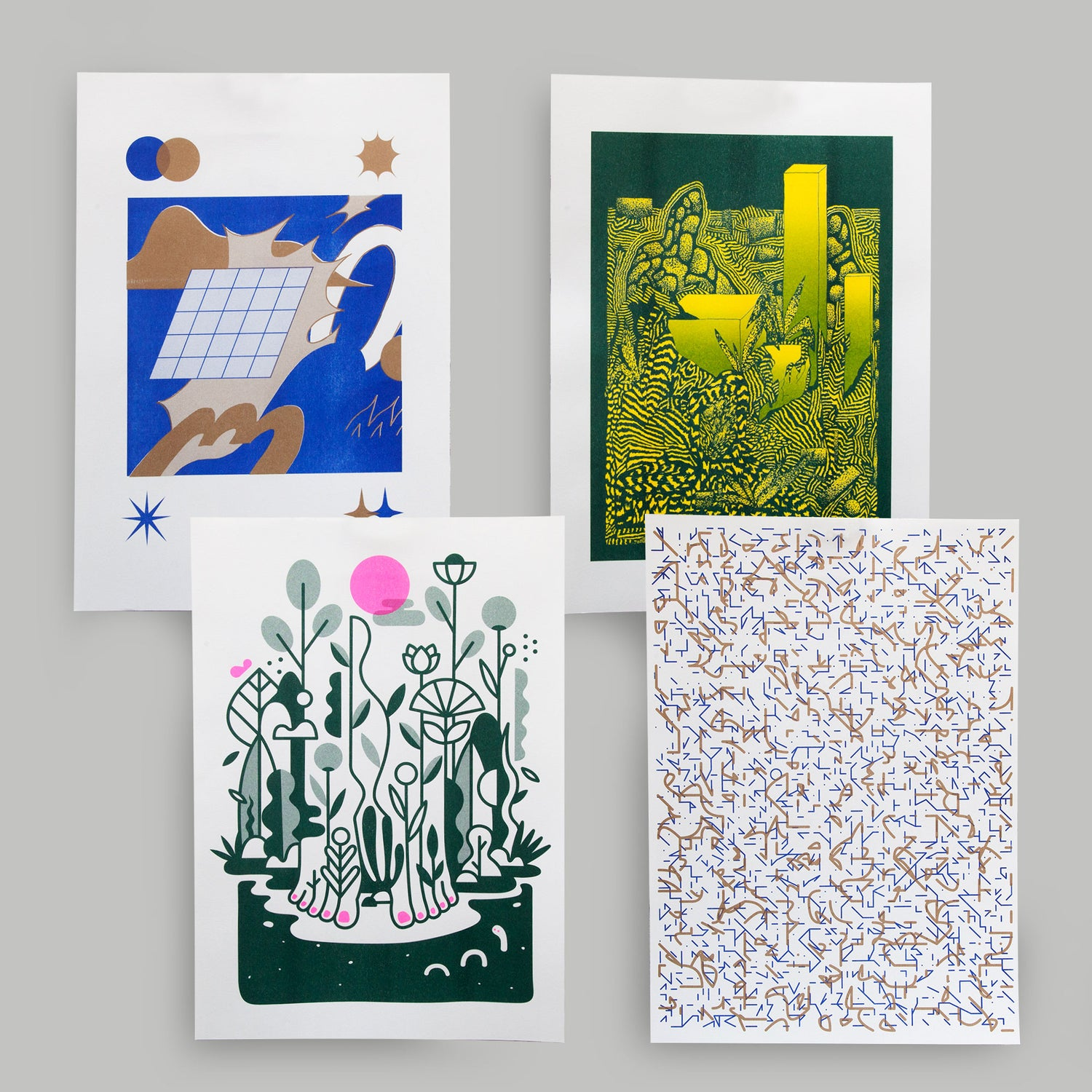 Pack Riso Lover — Tambour Battant