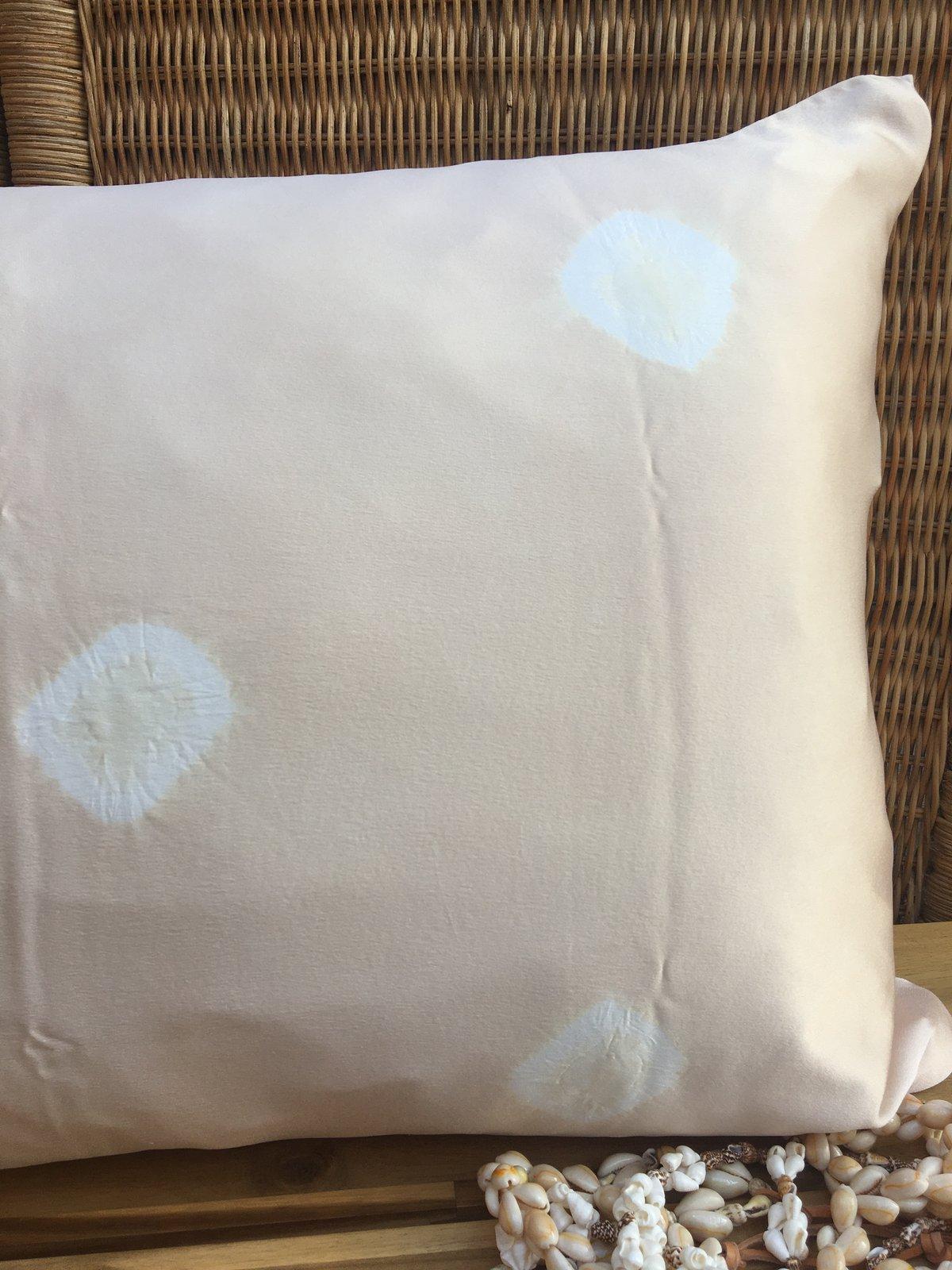 Silk Pillow Case - Tie dye