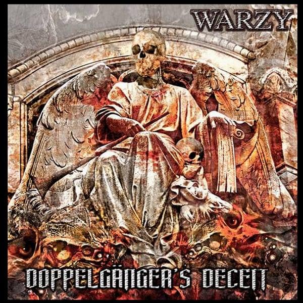 "Image of WARZY   ""Doppelgänger's Deceit"""