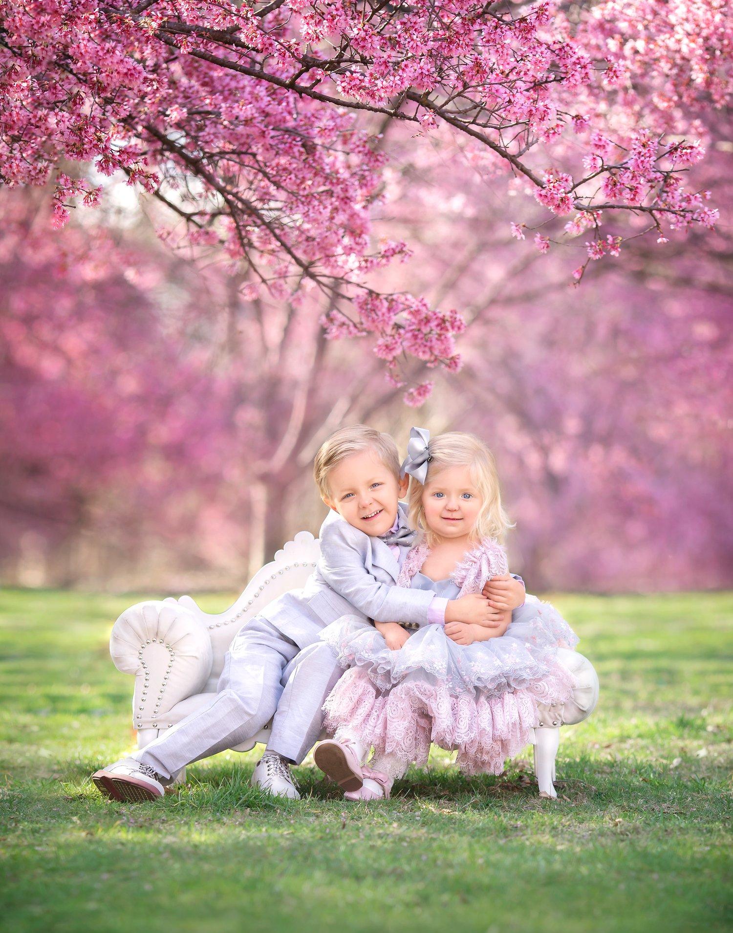 Image of Cherry Blossom Petite Sessions (Deposit)