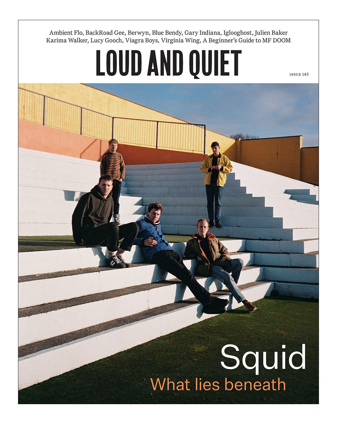 Image of Loud And Quiet Issue 145