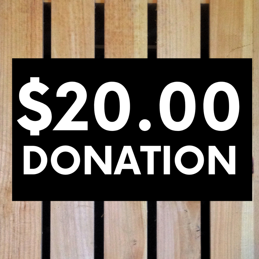 Image of $20 Donation