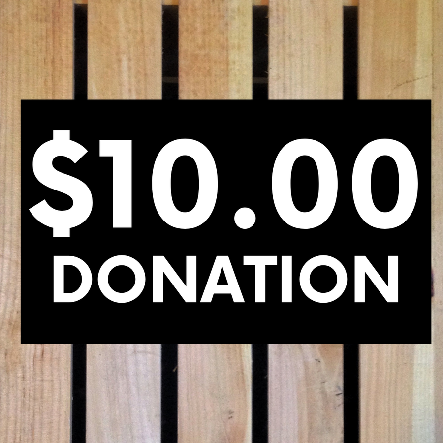 Image of $10 Donation