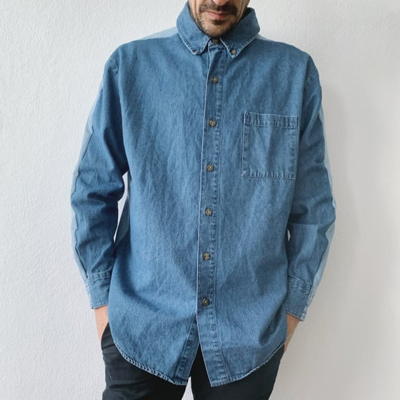 Image of Camisas denim