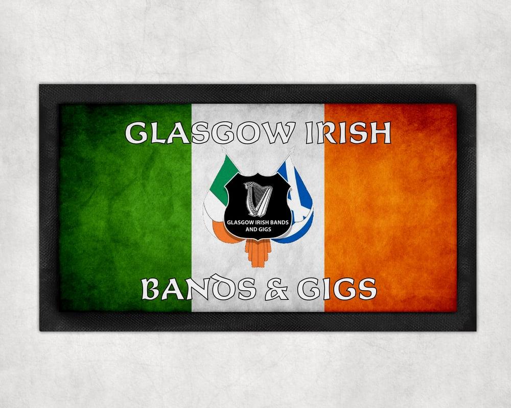 Glasgow Irish Bands & Gigs Bar Runner 1