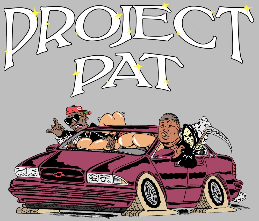 Image of PROJECT PAT PRINT