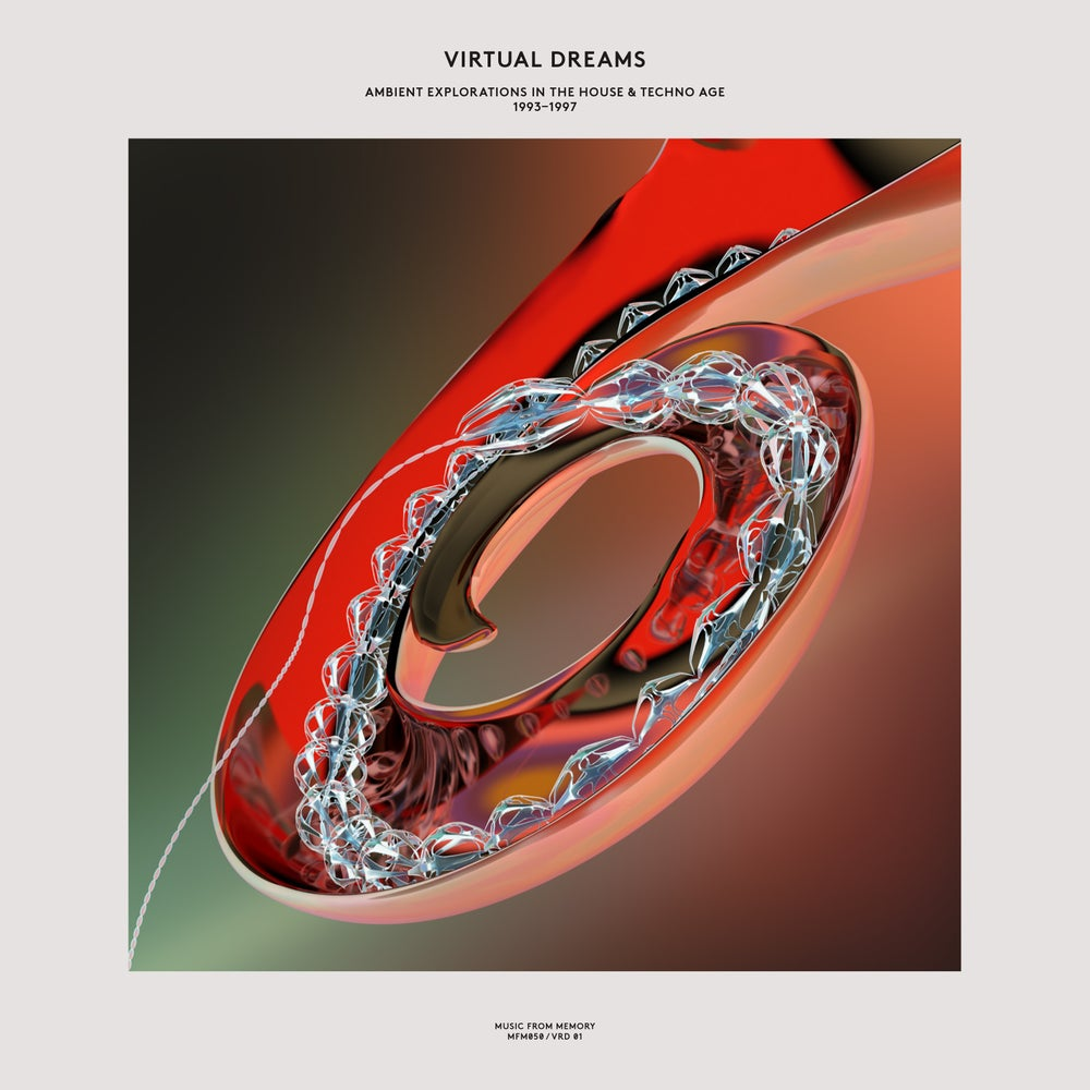 Image of Various Artists – Virtual Dreams: Ambient Explorations In The House & Techno Age, 1993-1997 3LP