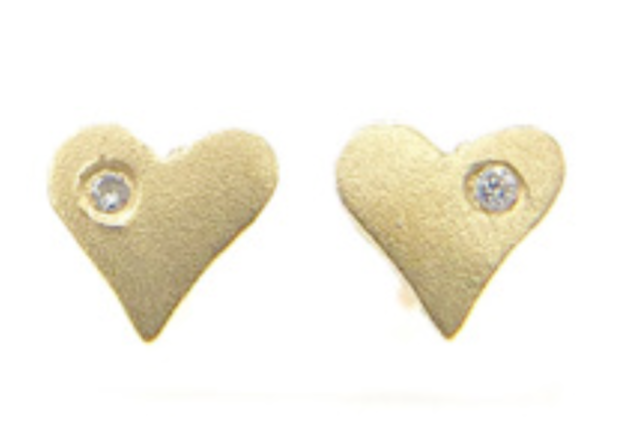 Image of  Studs- Hearts, Lips, or X+O!