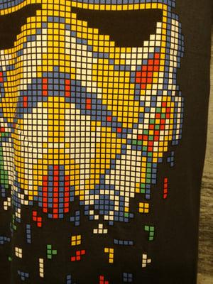 Image of Tetris trooper mens t shirt