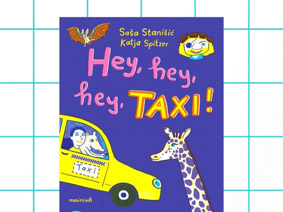 Image of BUCH Hey, Hey, Hey, Taxi!