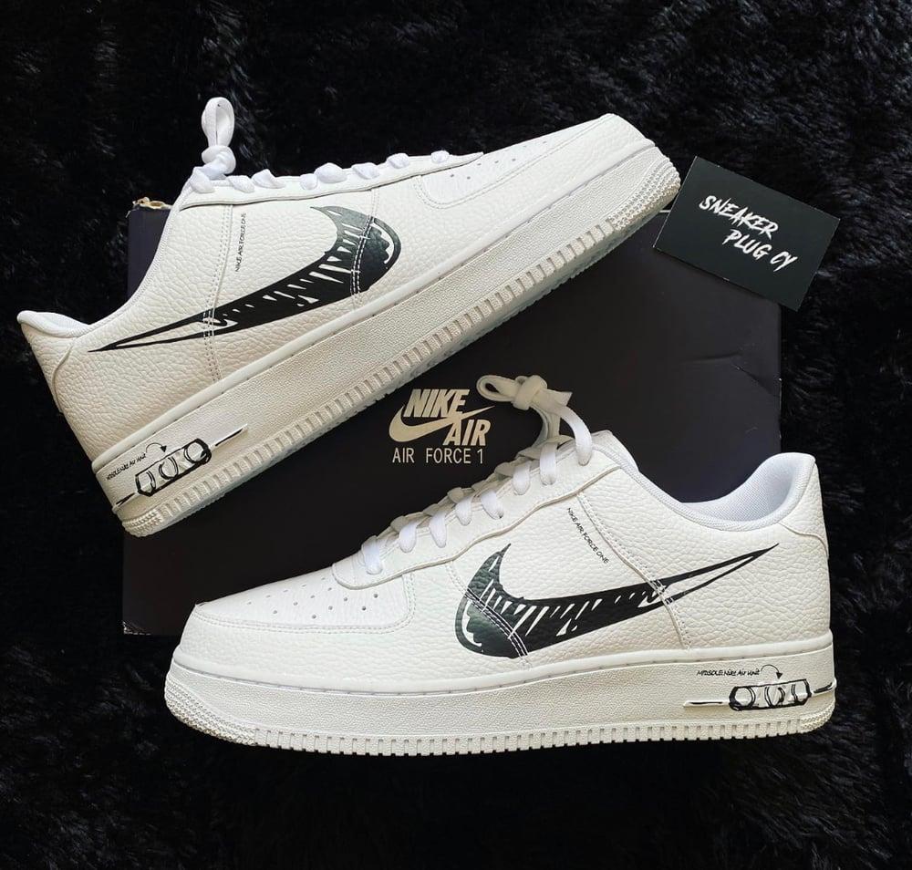 """Nike Air Force 1 """"Sketch"""""""
