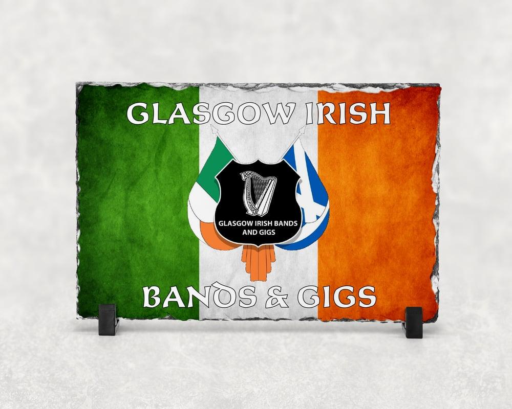 Glasgow Irish Bands & Gigs Rock Slate