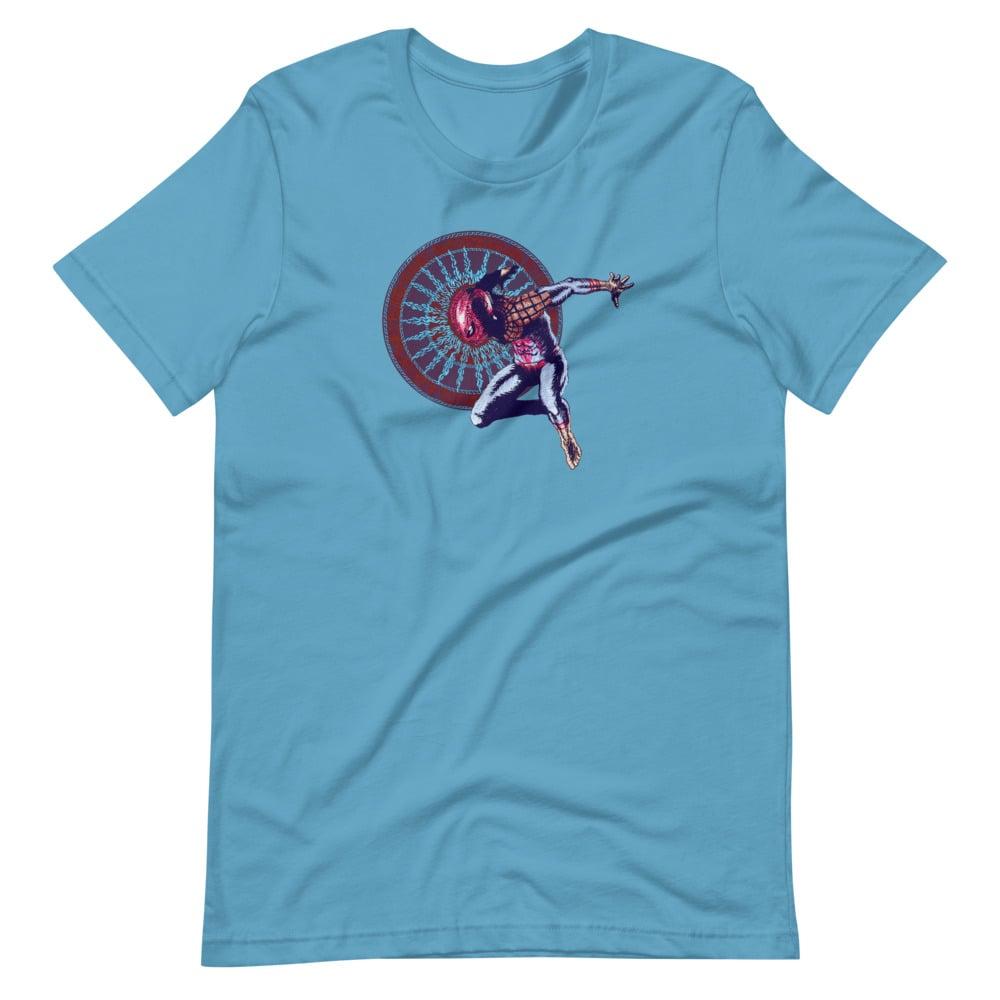 """""""SPIDER-MAYAN"""" Short-Sleeve Unisex T-Shirt"""