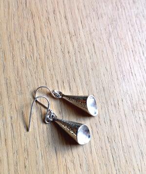 Image of Boucles d'oreilles argent ref. 5930