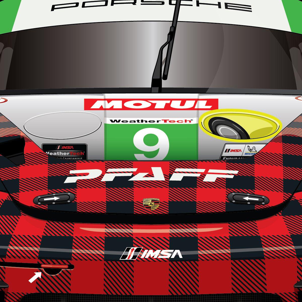 #9 Pfaff Motorsports GT3-R