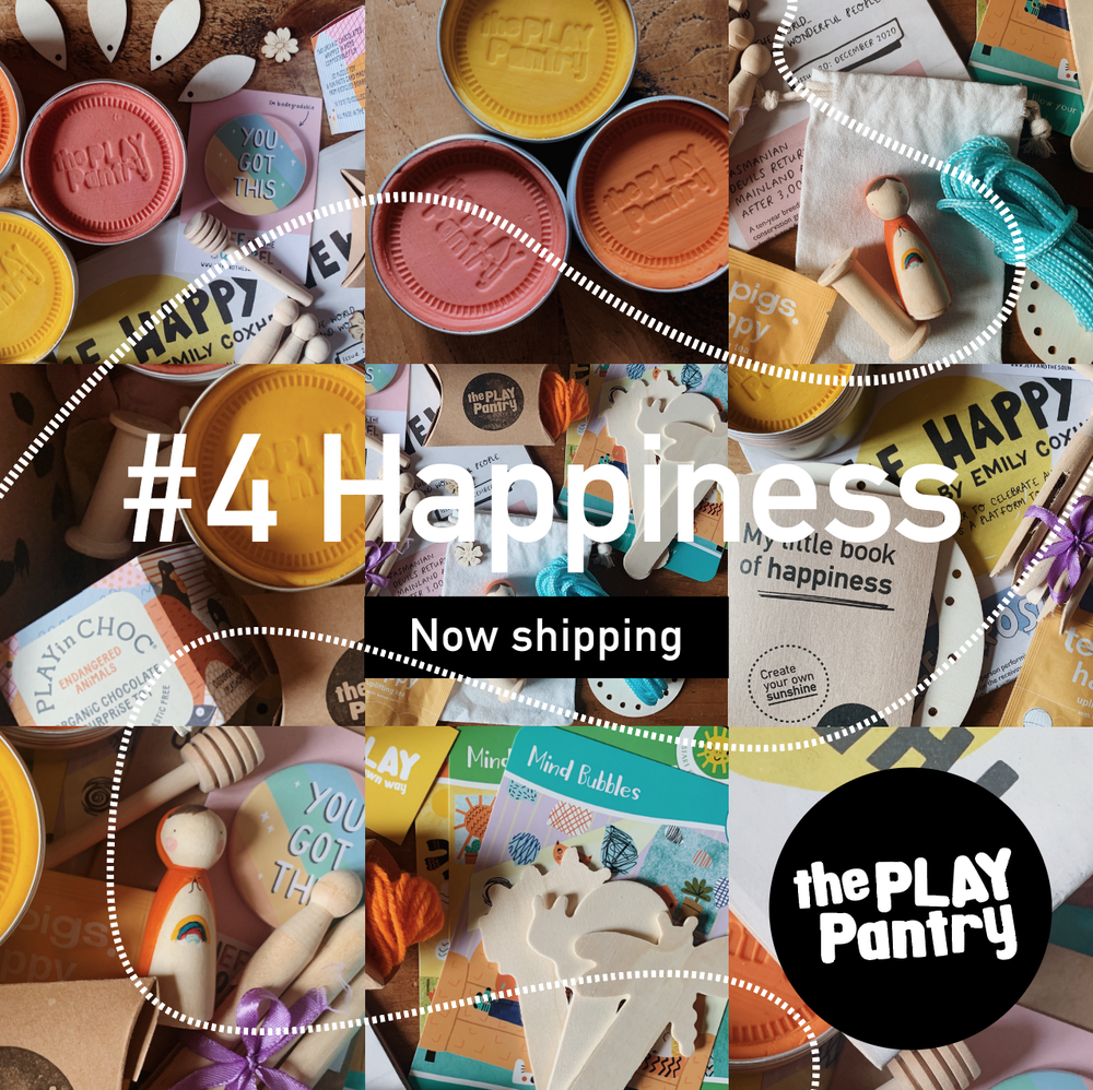 Image of #4 Happiness