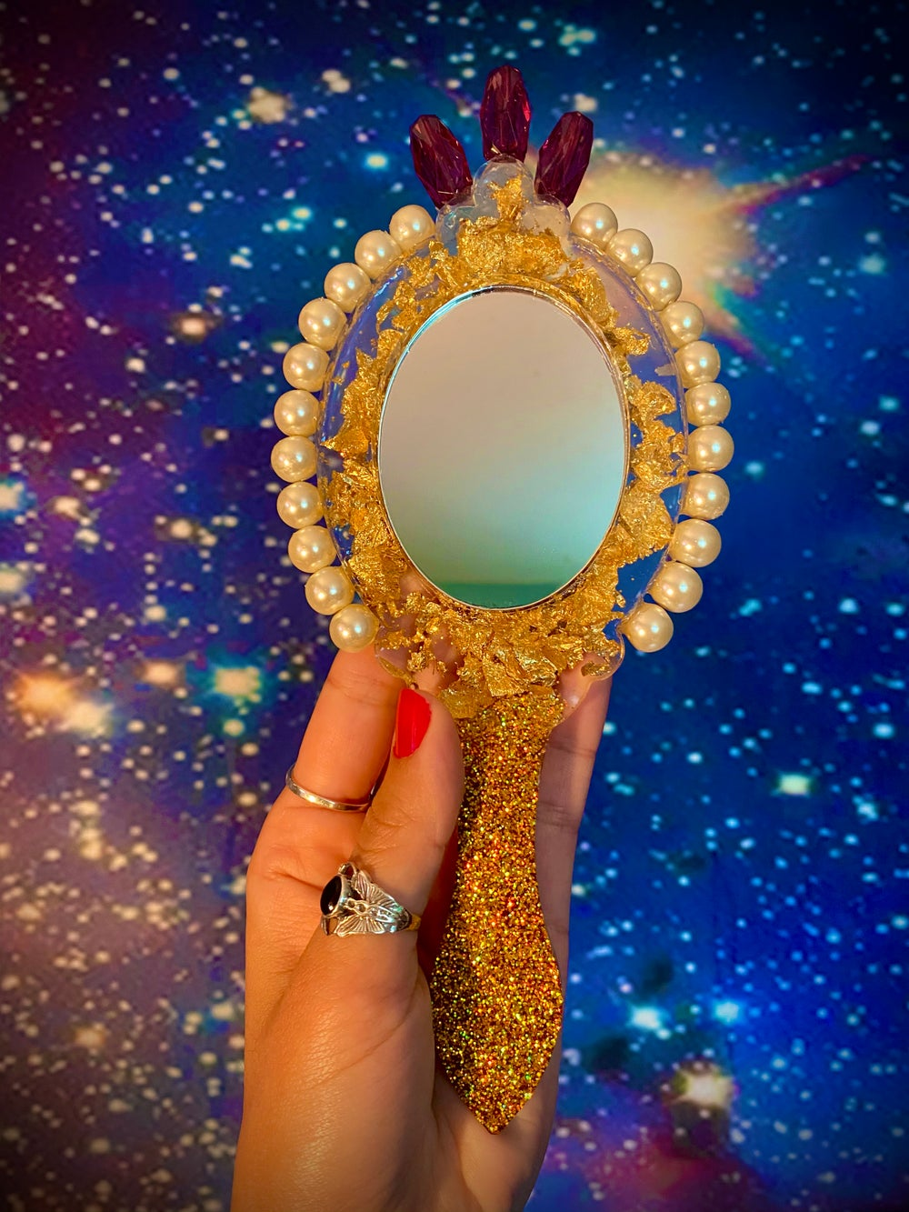 Your Grace...Hand Mirror