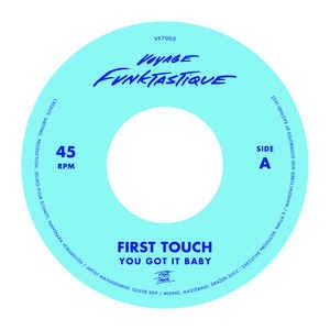Image of First touch