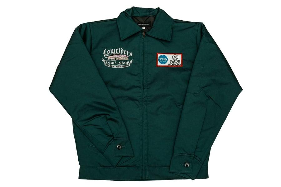 Image of TFG Green Mechanic Jacket