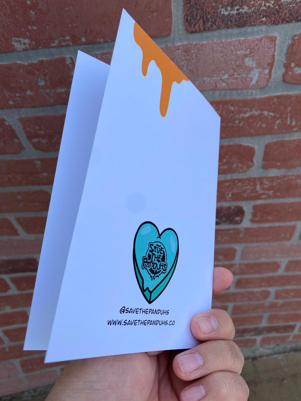 Valloween 3 Card Set