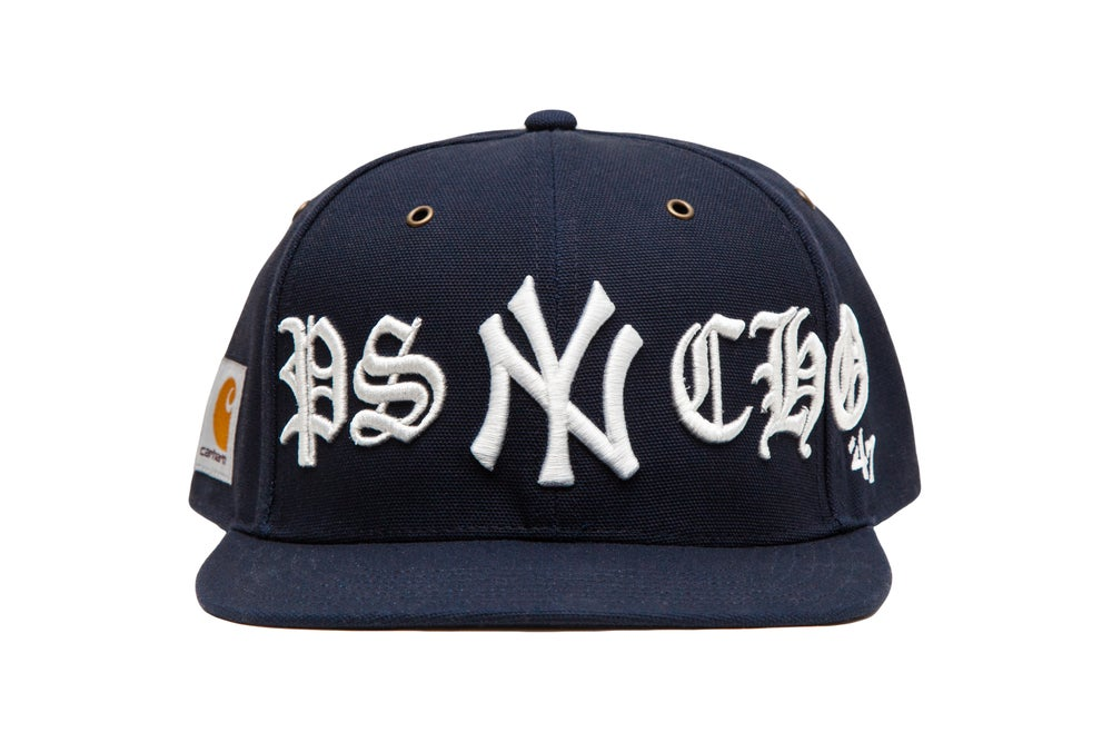 Image of NY Car Psycho SnapBack