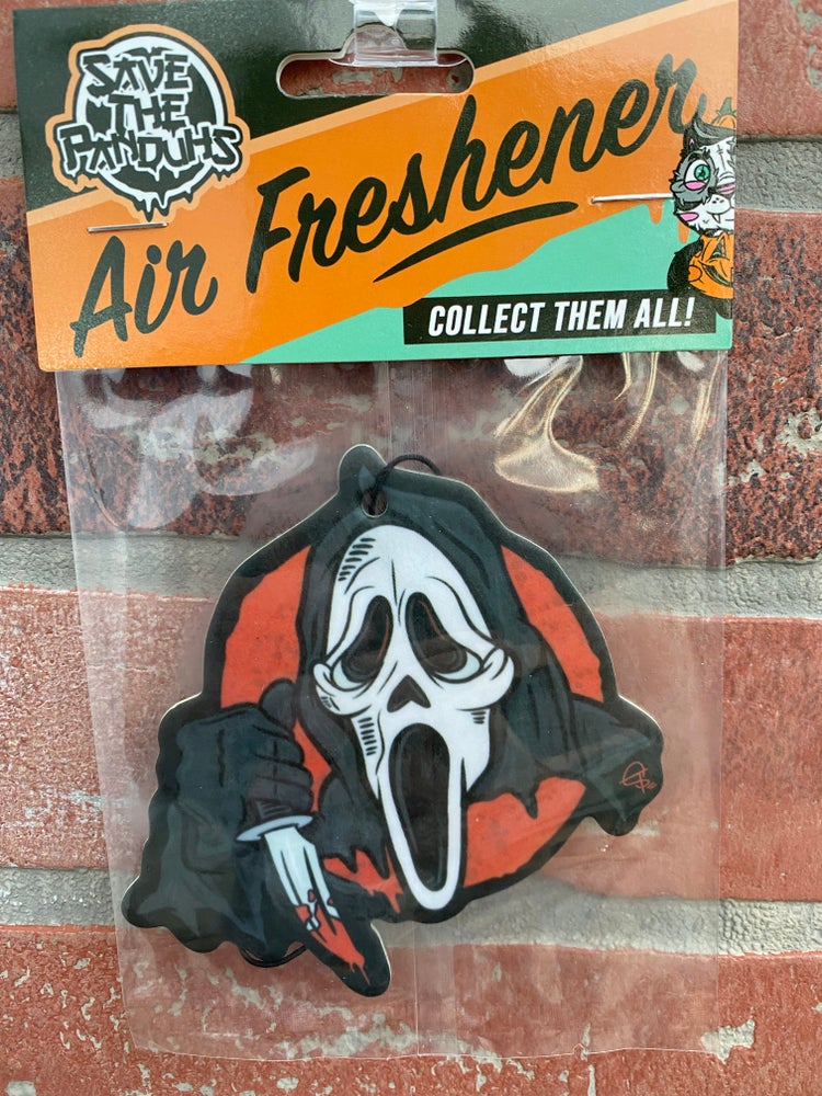 Image of Ghostface Air Freshener