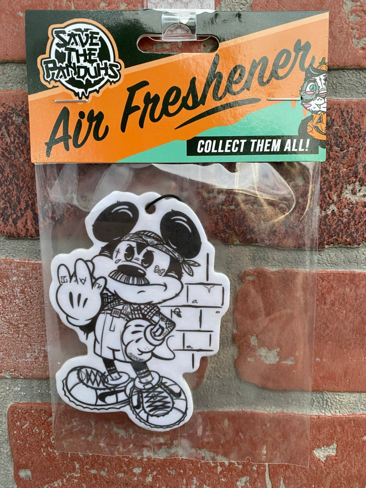 Image of Cholo Mickey Air Freshener