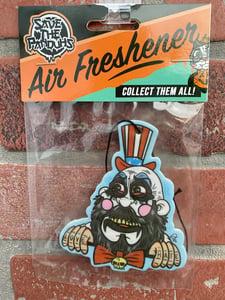Image of Capt Spaulding Air Freshener