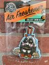 Capt Spaulding Air Freshener