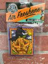 Pumpkin Stamp Air Freshener